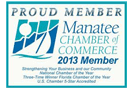 Manatee Chamber of Commerce brand