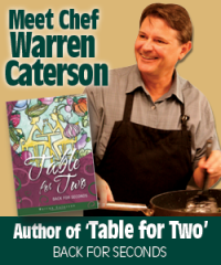 Meet Chef Warren Caterson