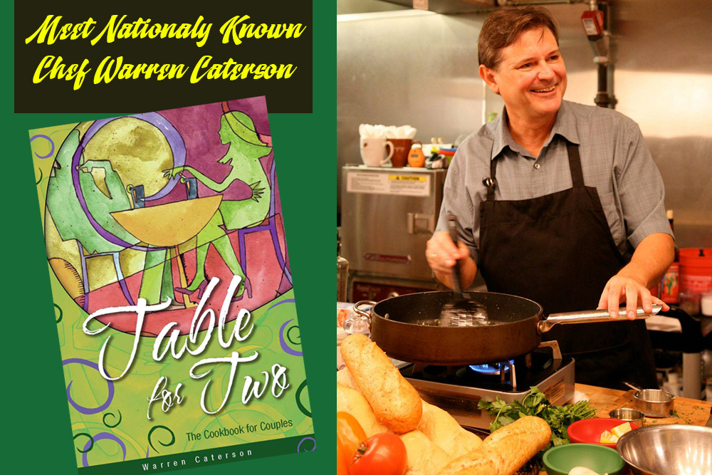 Chef Caterson at Bradenton Home Show